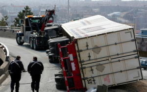 Atlanta tractor trailer injury attorney